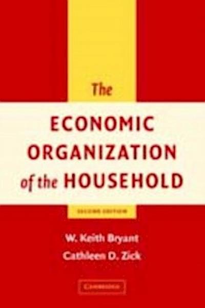 Economic Organization of the Household