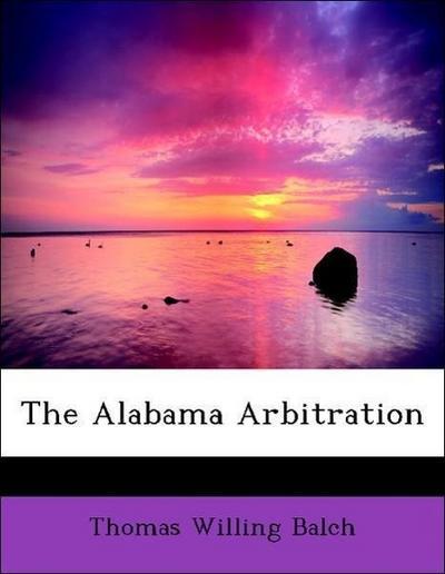 The Alabama Arbitration