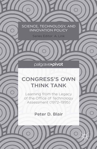 Congress's Own Think Tank