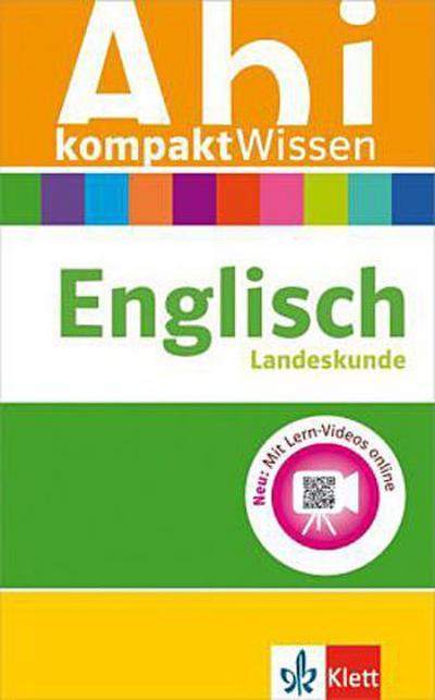 Abitur kompakt Wissen Englisch. Landeskunde GB/USA