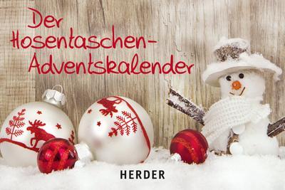 Der Hosentaschen-Adventskalender 2015
