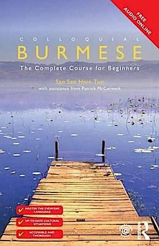 Colloquial Burmese, San San Hnin Tun