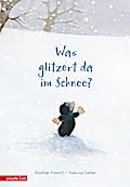 Was glitzert da im Schnee?; Ill. v. Cabban, V ...
