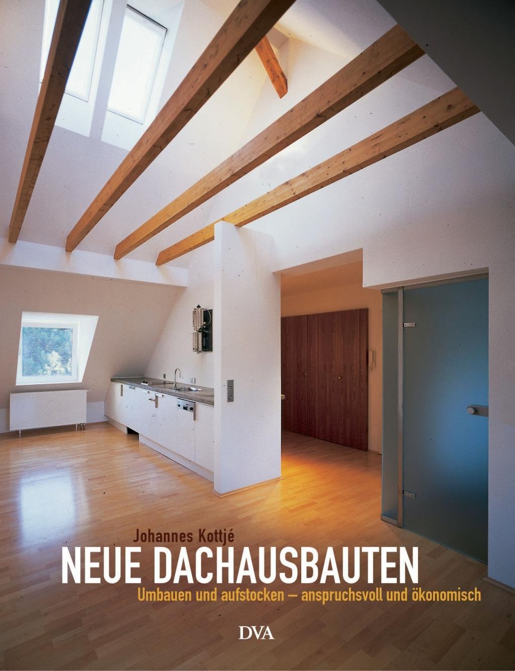 Neue Dachausbauten