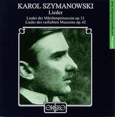Lieder:Märchenprinzessin Op.31/Muezzin Op.42/+