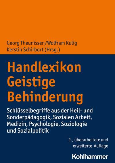 Handlexikon Geistige Behinderung