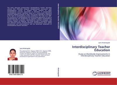 Interdisciplinary Teacher Education