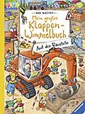 Mein großes Klappen-Wimmelbuch: Auf der Baust ...