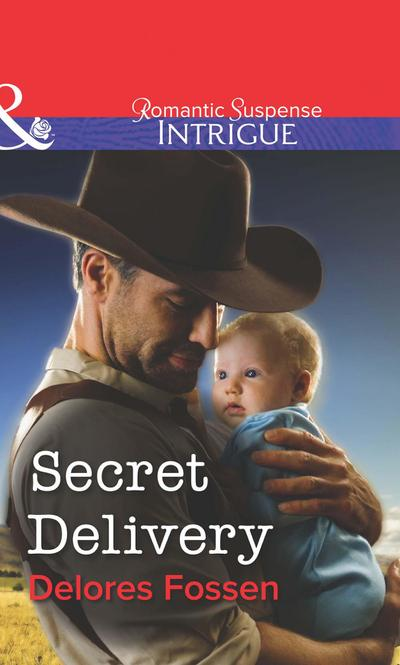Secret Delivery (Mills & Boon Intrigue)