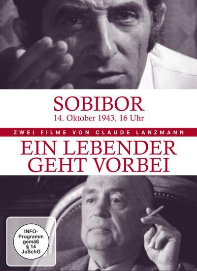 Sobibor, 14. Oktober 1943, 16 Uhr. Ein Lebender geht vorbei, 1 DVD (OmU)