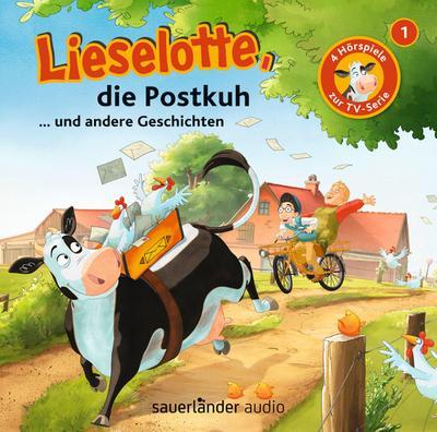 Lieselotte, die Postkuh