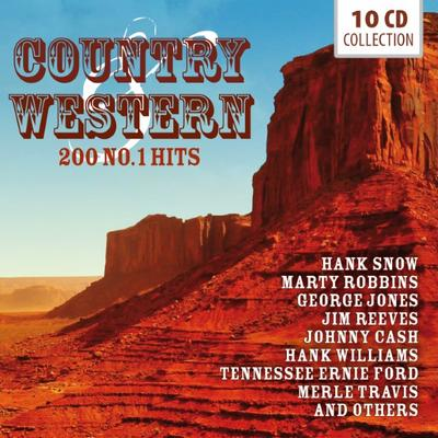 Country & Western - 200 No. 1 Hits