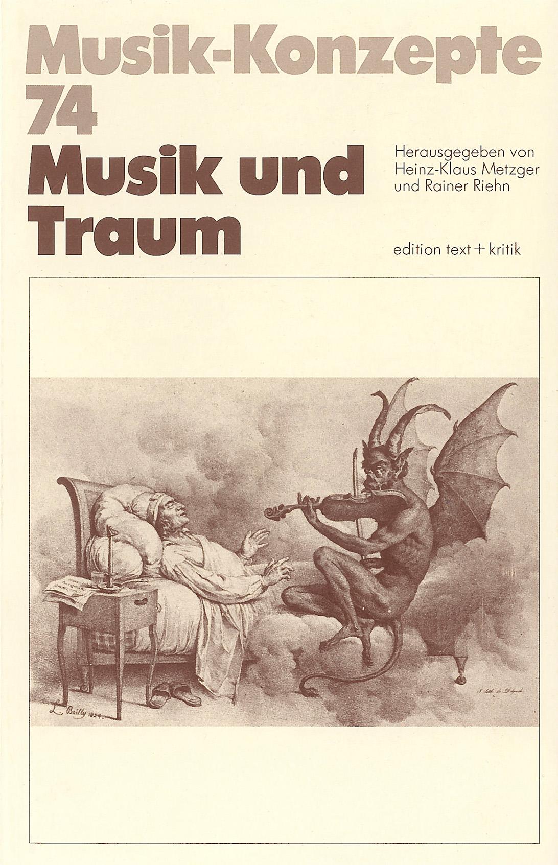 Musik und Traum