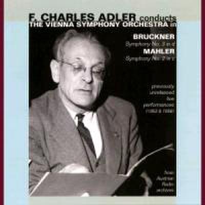 F.Charles Adler dirigiert die Wiener Symphoniker