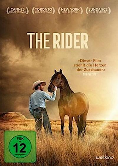 The Rider, 1 DVD