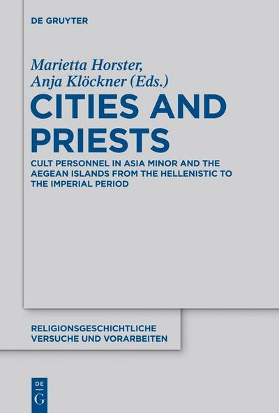 Cities and Priests