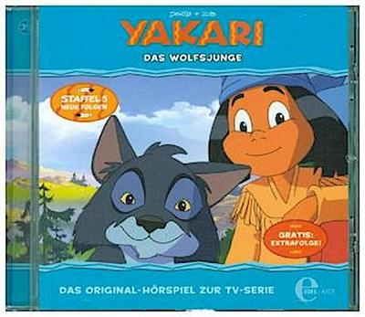 Yakari 35. Wolfsjunge