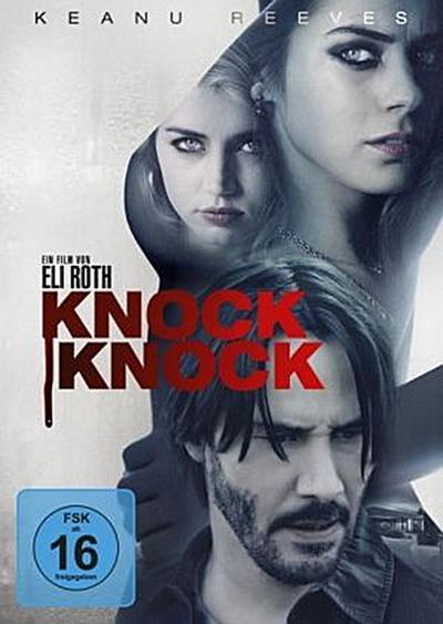 Knock Knock, 1 DVD