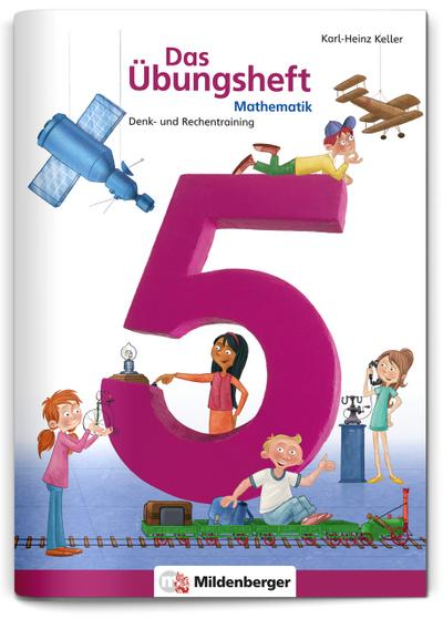 Mathematik 5. Das Übungsheft  Neubearbeitung