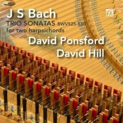 Sechs Triosonaten Bearbeitet Für Zwei Cembali