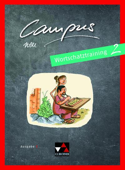 Campus C neu 2 Wortschatztraining