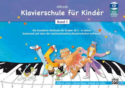 Alfreds Klavierschule für Kinder Band 1