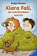 Klara Fall, der Lakritzräuber und ich   ; Ill. v. Reich, Stefanie; Deutsch; schw.-w. Ill. -