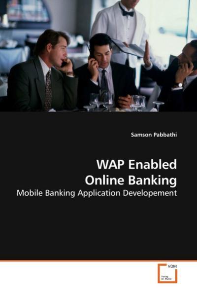 WAP Enabled Online Banking
