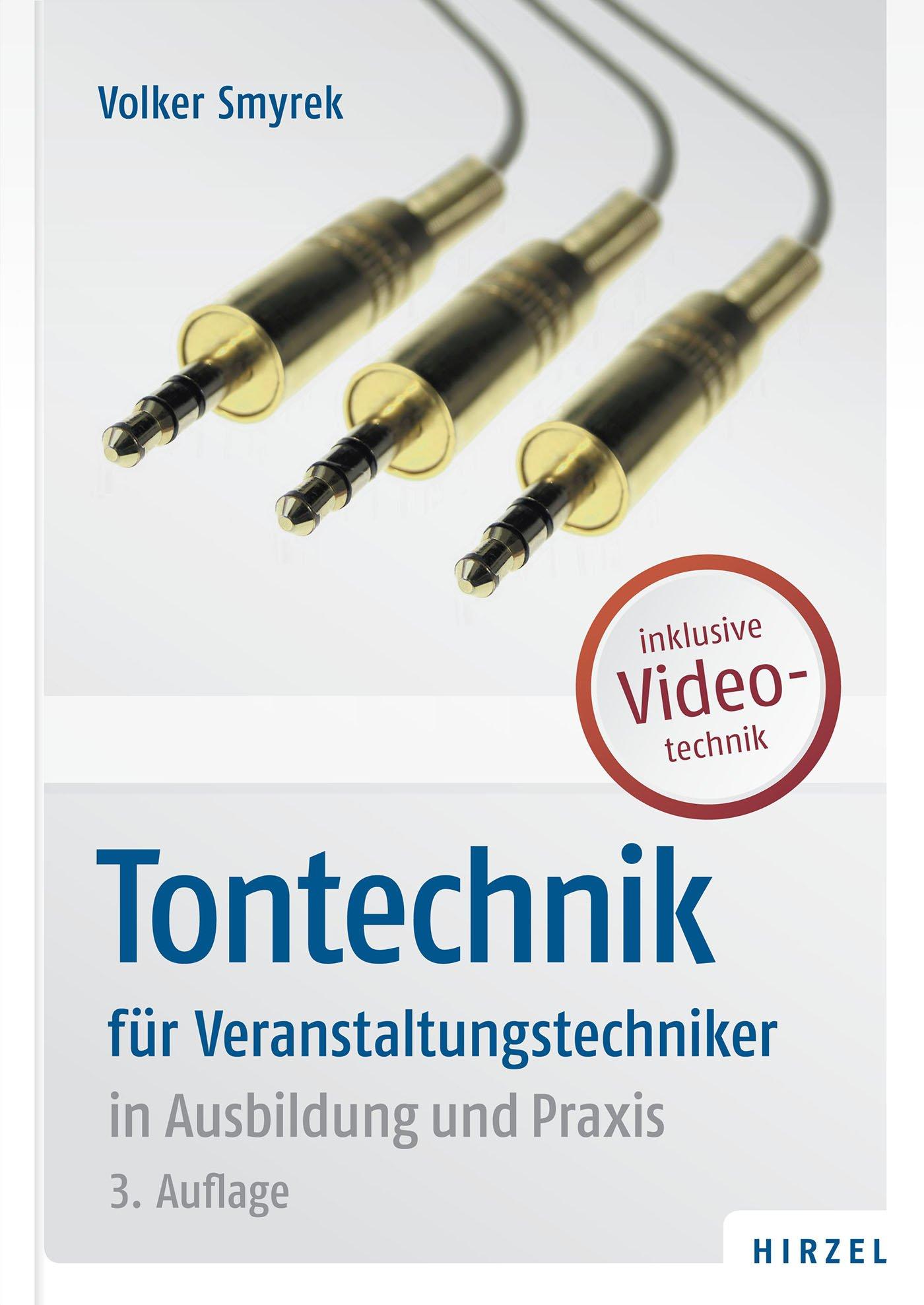Tontechnik | Volker Smyrek |  9783777624990