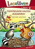 Leselöwen 1. Klasse - Tierfreunde halten zusammen!