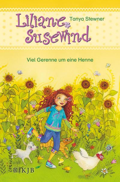 Liliane Susewind – Viel Gerenne um eine Henne (Liliane Susewind ab 6, Band 3)