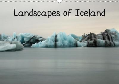 Landscapes of Iceland (Wall Calendar 2019 DIN A3 Landscape)