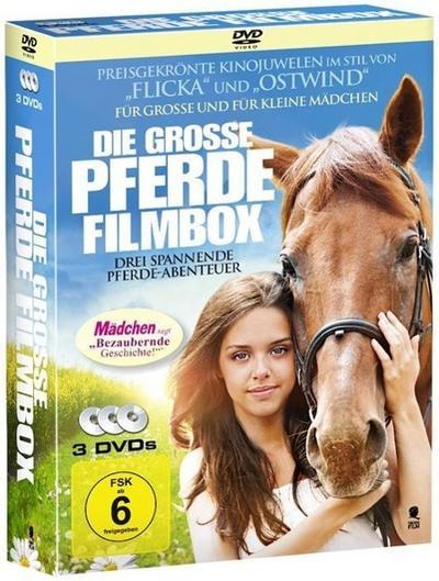 Die grosse Pferde Film-Box