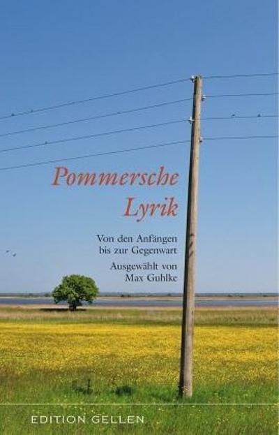 Pommersche Lyrik