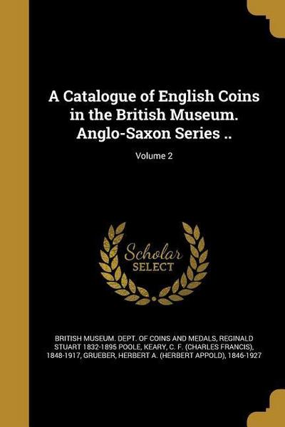 CATALOGUE OF ENGLISH COINS IN