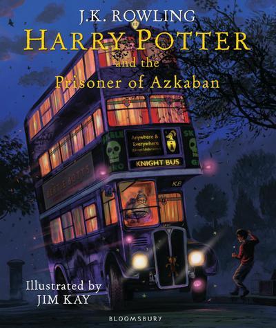 The Prisoner of Azkaban. Illustrated Edition
