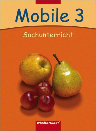 Mobile. Sachunterricht 3. Schülerband. Rheinland-Pfalz