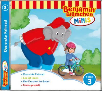 Benjamin Blümchen Minis 03: Das erste Fahrrad
