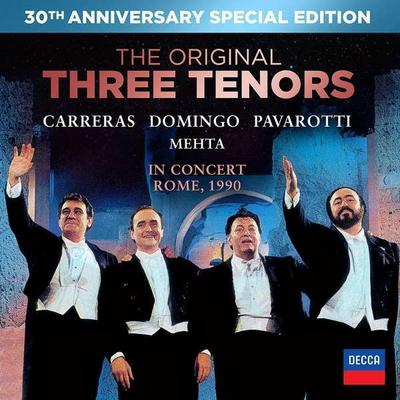 Original Three Tenors,The (30 Jahre Jubiläums-Ed.)