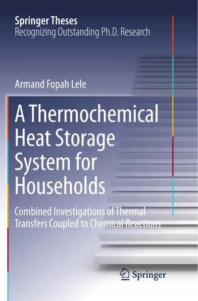 A Thermochemical Heat Storage System for Households