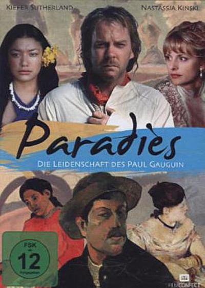 Paradies, Die Leidenschaft des Paul Gauguin, 1 DVD