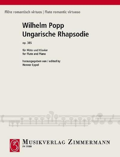 Ungarische Rhapsodie opus 385