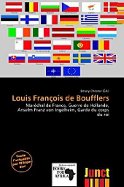 LOUIS FRAN OIS DE BOUFFLERS