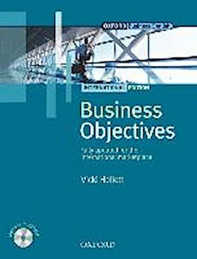 Business Objectives, International edition Student's Book, w. Multi-CD-ROM