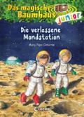 Das magische Baumhaus junior 08 - Die verlassene Mondstation