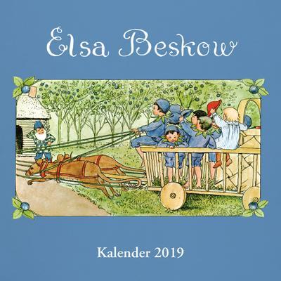 Elsa-Beskow-Kalender 2019 - Urachhaus - Kalender, Deutsch, Elsa Beskow, ,