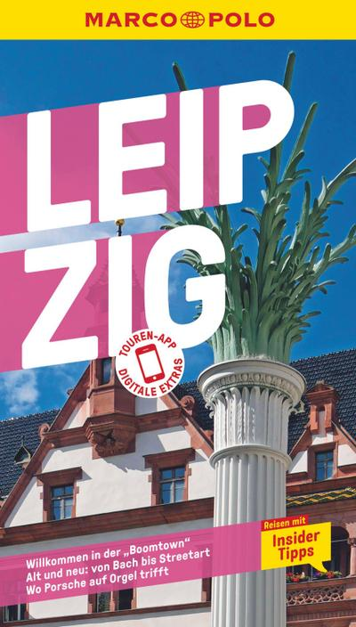 MARCO POLO Reiseführer Leipzig