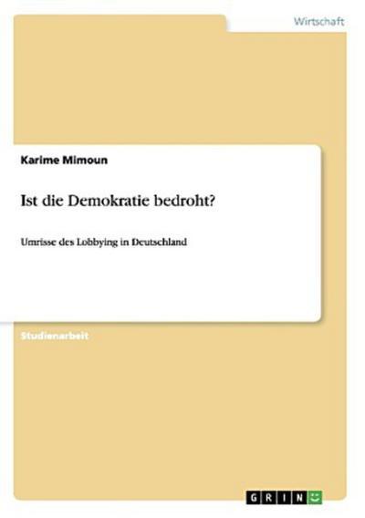 Ist die Demokratie bedroht?