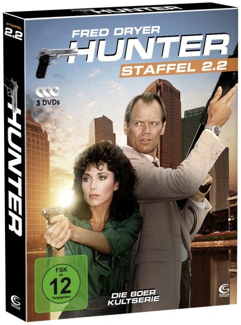 Hunter: Gnadenlose Jagd - Staffel 2.2, Fred Dryer
