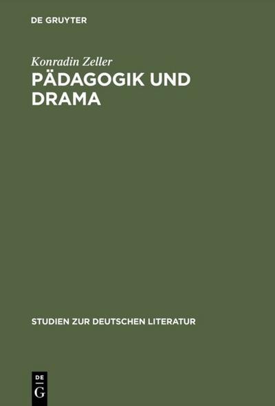 Pädagogik und Drama